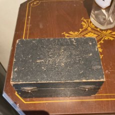 Antigüedades: ANTIGUO APARATO ELÉCTRICO POR CLASIFICAR. Lote 285148888