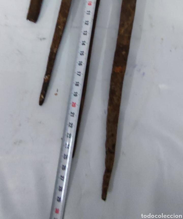 Antigüedades: Lote clavos antiguos - Foto 3 - 285618448