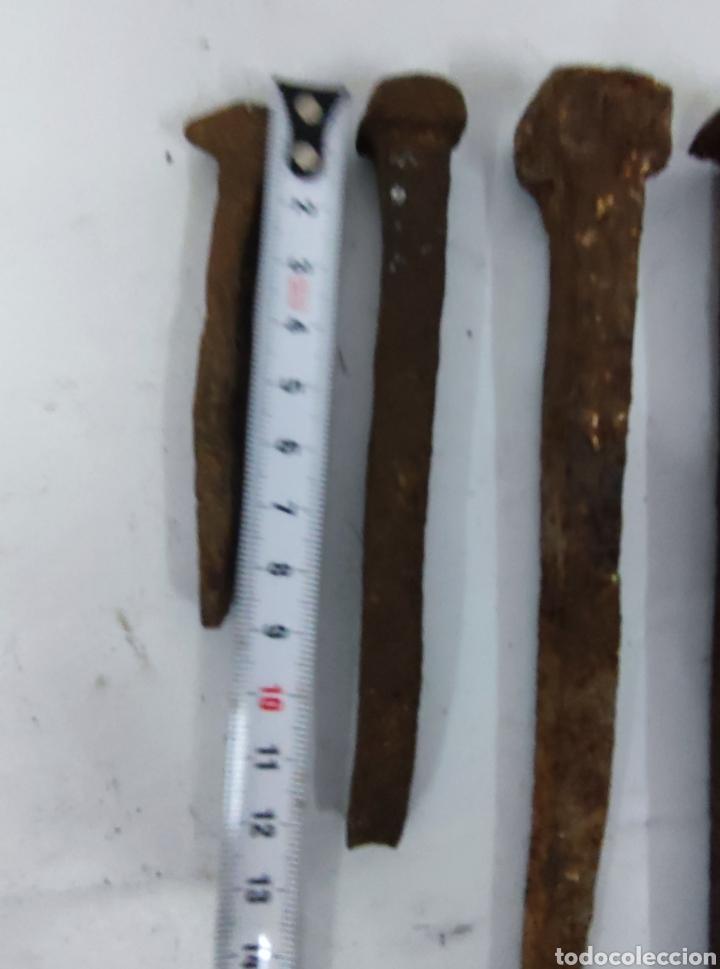 Antigüedades: Lote clavos antiguos - Foto 6 - 285618448