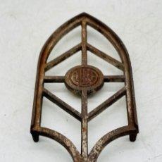 Antigüedades: REPOSA PLANCHA INDUSTRIAL. Lote 285820368