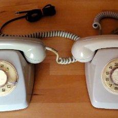 Teléfonos: LOTE DE 2 TELÉFONOS ANALÓGICOS HERALDO. Lote 286265383