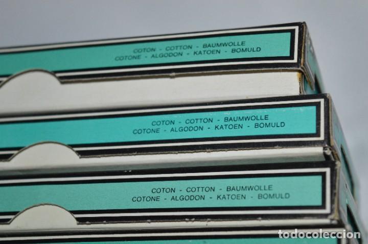 Antigüedades: 81 BOBINAS de HILO antiguas, sin uso / Muchos COLORES - DMC / DOLLFUS MIEG & CIE Paris -- Lote 02 - Foto 17 - 286877283