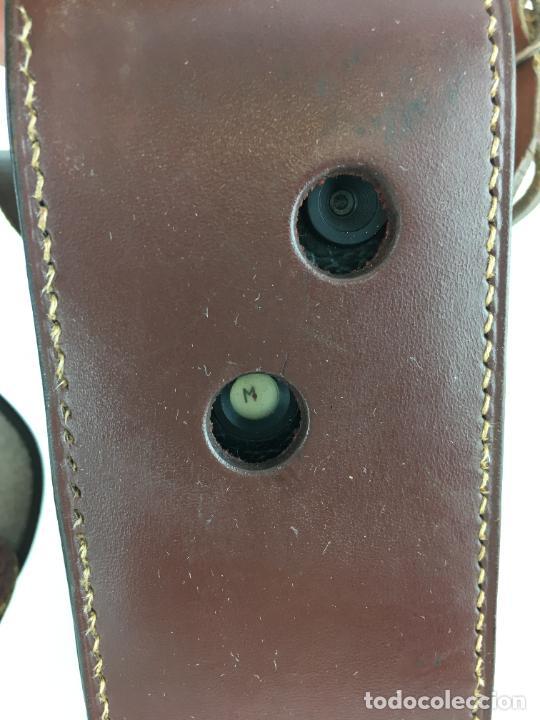 Antigüedades: Lote cámara cine de 8 mm Paillard Bolex B8 1955 Suiza - Foto 12 - 286941298
