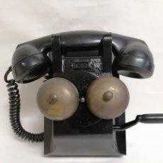 Teléfonos: TELÉFONO INTERIOR, INTERFONO DE BAQUELITA. Lote 286958328