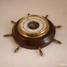 Antiquités: BAROMETRO ANTIGUO TIMÓN. Lote 287010233