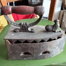 Antigüedades: PLANCHA DE CARBÓN. Lote 287464703