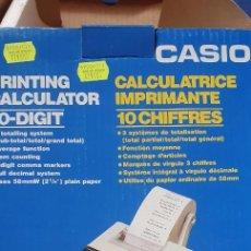 Antigüedades: CALCULADORA CASIO FR 1015 SIN ESTRENAR. Lote 287565968