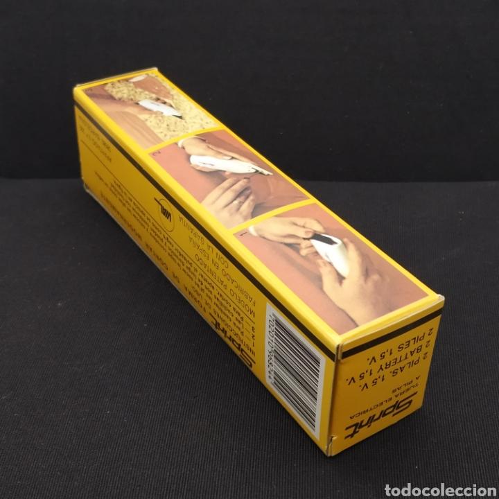 Antigüedades: Antiguas tijeras electricas a pilas años 70, marca SPRINT, fabricadas por VIAL, Barcelona (ROJO) - Foto 3 - 287608723