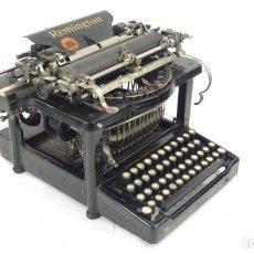 Antigüedades: MAQUINA DE ESCRIBIR REMINGTON Nº9 AÑO 1905 TYPEWRITER SCHREIBMASCHINE ECRIRE. Lote 287619228