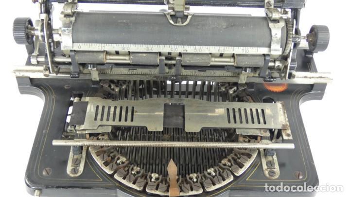 Antigüedades: Maquina de escribir REMINGTON Nº9 AÑO 1905 Typewriter Schreibmaschine Ecrire - Foto 7 - 287619228