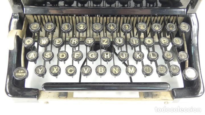 Antigüedades: Maquina de escribir RELIABLE AÑO 1921 Typewriter Schreibmaschine A Ecrire - Foto 5 - 287746823