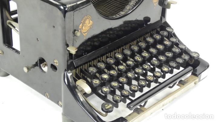 Antigüedades: Maquina de escribir RELIABLE AÑO 1921 Typewriter Schreibmaschine A Ecrire - Foto 7 - 287746823