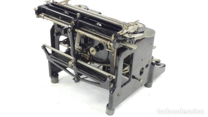 Antigüedades: Maquina de escribir RELIABLE AÑO 1921 Typewriter Schreibmaschine A Ecrire - Foto 8 - 287746823