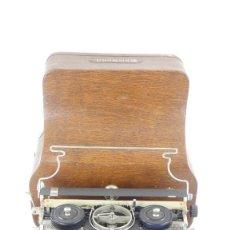 Antigüedades: MAQUINA DE ESCRIBIR HAMMOND Nº12 AÑO 1905 TYPEWRITER SCHREIBMASCHINE A ECRIRE. Lote 287753643