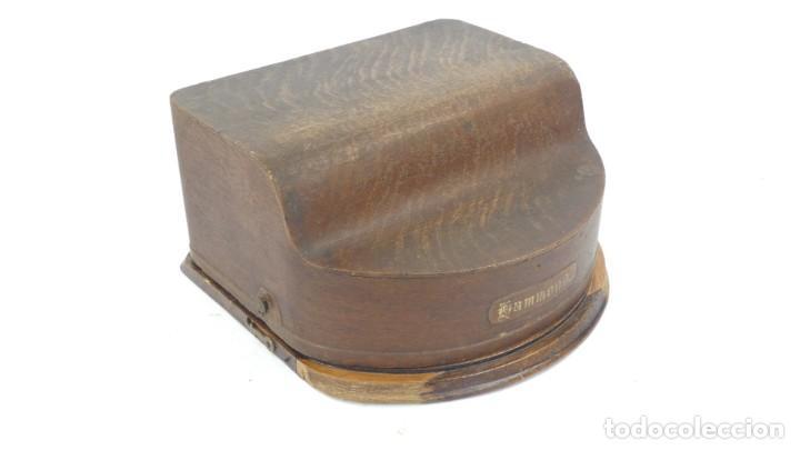 Antigüedades: Maquina de escribir HAMMOND MULTIPLEX CURVA Typewriter Schreibmaschine A Ecrire - Foto 11 - 287758598