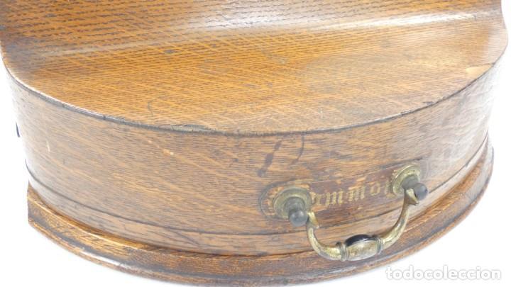 Antigüedades: Maquina de escribir HAMMOND Nº2 CURVA 1895 Typewriter Schreibmaschine A Ecrire - Foto 7 - 287763568