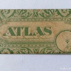 Antigüedades: HOJA DE AFEITAR ATLAS. Lote 287769628