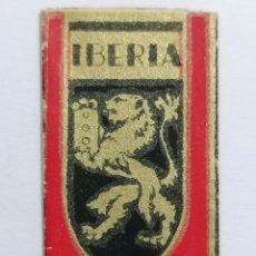 Antigüedades: HOJA DE AFEITAR IBERIA EXTRA LUJO. Lote 287785778