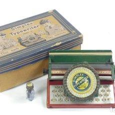 Antigüedades: MAQUINA DE ESCRIBIR SIMPLEX MODEL R AÑO 1930 TYPEWRITER SCHREIBMASCHINE A ECRIRE. Lote 287792998