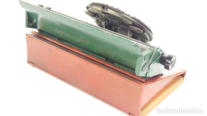 Antigüedades: Maquina de escribir SIMPLEX Model R AÑO 1930 Typewriter Schreibmaschine A Ecrire - Foto 8 - 287792998