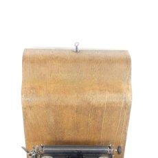 Antigüedades: MAQUINA DE ESCRIBIR ADLER Nº8 AÑO 1900 TYPEWRITER SCHREIBMASCHINE A ECRIRE. Lote 287799653