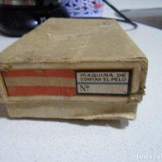 Antigüedades: MAQUINA DE CORTAR EL PELO. Lote 287813703
