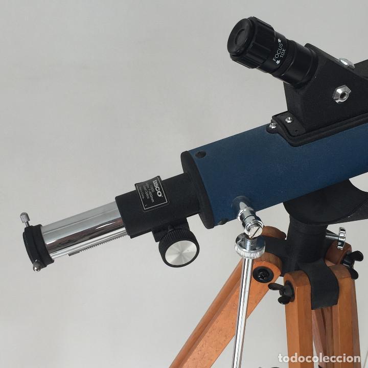 Antigüedades: ¡SOLO RECOGIDA LOCAL EN MADRID CAPITAL! Año 1999 Telescopio Tasco - ¡A estrenar, nunca usado! - Foto 9 - 288050633