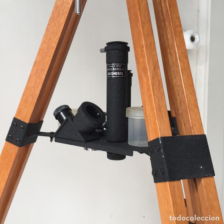 Antigüedades: ¡SOLO RECOGIDA LOCAL EN MADRID CAPITAL! Año 1999 Telescopio Tasco - ¡A estrenar, nunca usado! - Foto 12 - 288050633