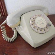 Teléfonos: TELÉFONO DE MESA ALEMÁN ANTIGUO AÑO 1971 PARA USO EN LAS OFICINAS DE CORREOS EN ALEMANIA Y FUNCIONA. Lote 288207358
