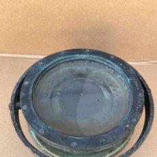 Antigüedades: ANTIGUO Y ORIGINAL COMPÁS NÁUTICO DE BITÁCORA. MADRID HAMBURGO, PLATH GEOMAR. Lote 288331288