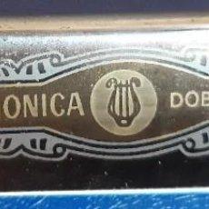 Antigüedades: (NA-210904)NAVAJA DE AFEITAR FILARMONICA DOBLE TEMPLE 14 JOSE MONSERRAT POU. Lote 288340308
