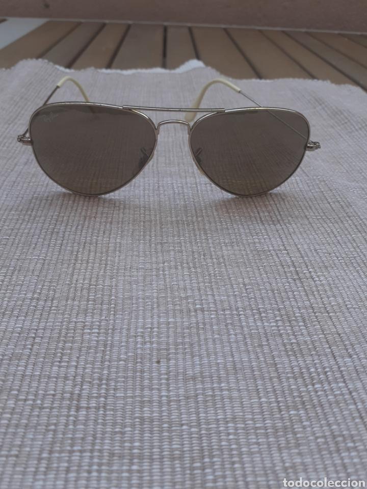 Antigüedades: Antiguas gafas de sol rayban - Foto 4 - 288354883