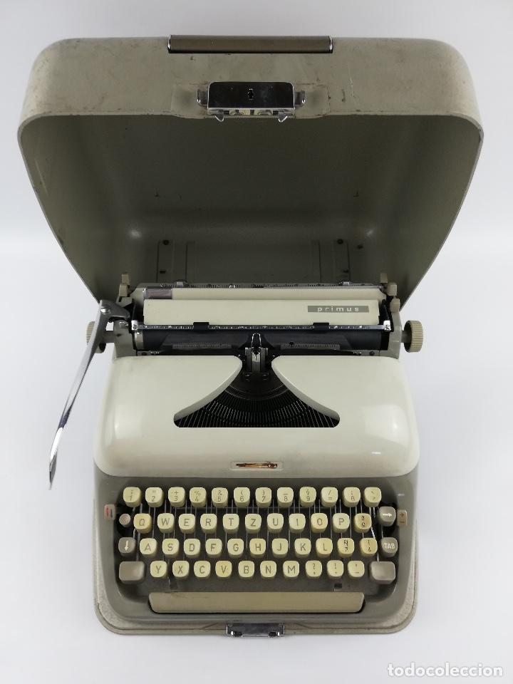 MAQUINA DE ESCRIBIR ADLER PRIMUS (Antigüedades - Técnicas - Máquinas de Escribir Antiguas - Otras)