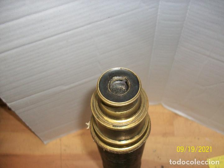 Antigüedades: ANTIGUO CATALEJO- ALRGO 81 CM - Foto 6 - 288397468