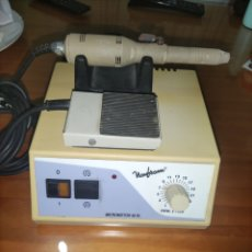 Antigüedades: MICROMOTOR NAVFRAM.. Lote 288413948