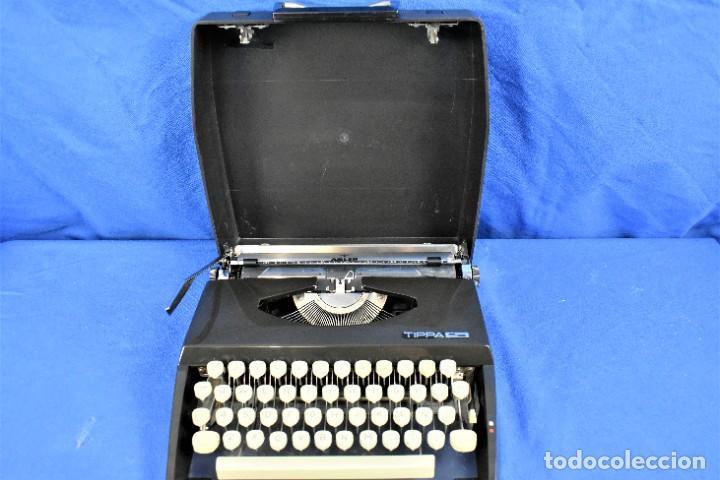 MAQUINA DE ESCRIBIR ADLER TIPPA S AÑOS 60 (Antigüedades - Técnicas - Máquinas de Escribir Antiguas - Otras)