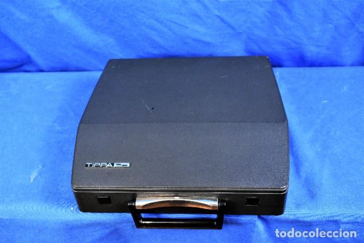 Antigüedades: Maquina de escribir Adler Tippa S años 60 - Foto 7 - 288474613