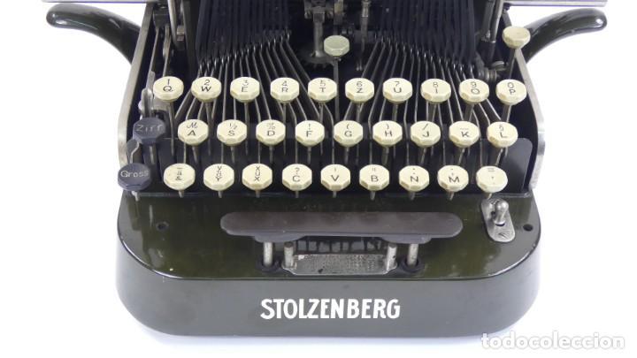Antigüedades: Máquina de escribir OLIVER Nº3 AÑO 1898 Typewriter Schreibmaschine A Ecrire - Foto 3 - 288476258
