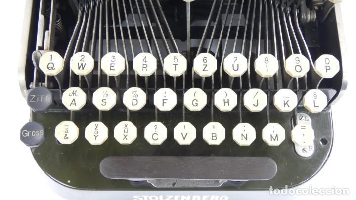Antigüedades: Máquina de escribir OLIVER Nº3 AÑO 1898 Typewriter Schreibmaschine A Ecrire - Foto 4 - 288476258
