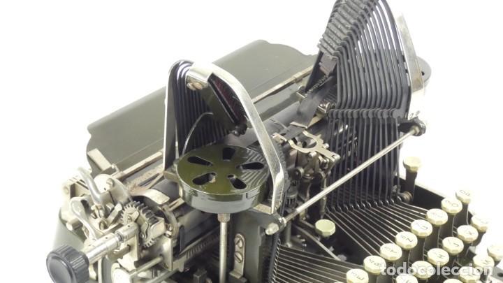 Antigüedades: Máquina de escribir OLIVER Nº3 AÑO 1898 Typewriter Schreibmaschine A Ecrire - Foto 10 - 288476258