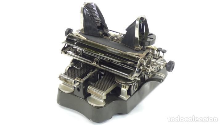 Antigüedades: Máquina de escribir OLIVER Nº3 AÑO 1898 Typewriter Schreibmaschine A Ecrire - Foto 15 - 288476258
