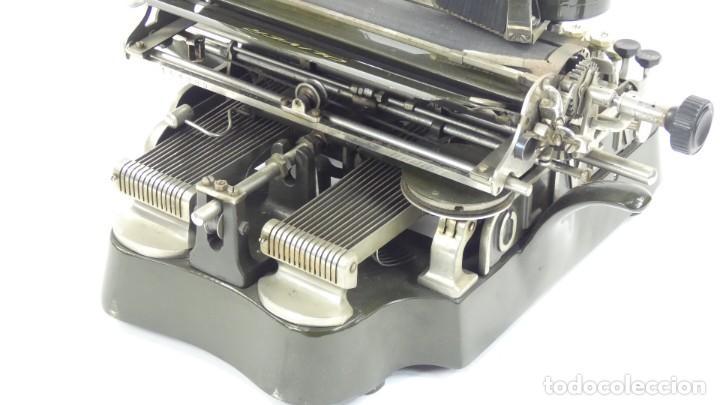 Antigüedades: Máquina de escribir OLIVER Nº3 AÑO 1898 Typewriter Schreibmaschine A Ecrire - Foto 16 - 288476258
