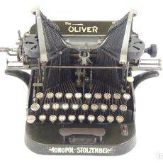 Antigüedades: MÁQUINA DE ESCRIBIR OLIVER Nº2 AÑO 1898 TYPEWRITER SCHREIBMASCHINE A ECRIRE. Lote 288477713