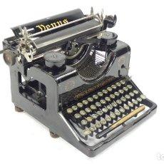 Antigüedades: WOW!!! MÁQUINA DE ESCRIBIR VENUS AÑO 1923 TYPEWRITER SCHREIBMASCHINE A ECRIRE. Lote 288480508