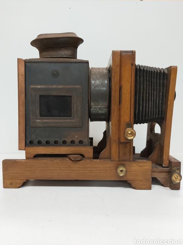 Antigüedades: Literna mágica W.BUTCHER&SONS LTD - Foto 4 - 288512293