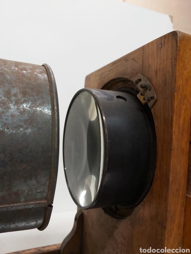 Antigüedades: Literna mágica W.BUTCHER&SONS LTD - Foto 6 - 288512293