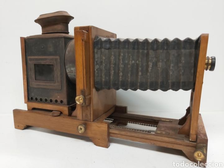 Antigüedades: Literna mágica W.BUTCHER&SONS LTD - Foto 7 - 288512293