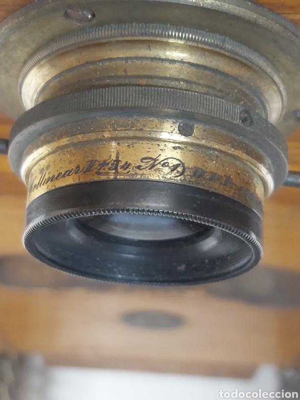 Antigüedades: Literna mágica W.BUTCHER&SONS LTD - Foto 14 - 288512293