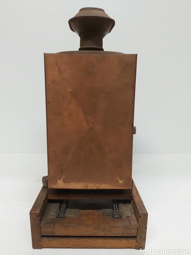 Antigüedades: Literna mágica W.BUTCHER&SONS LTD - Foto 20 - 288512293