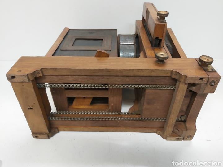 Antigüedades: Literna mágica W.BUTCHER&SONS LTD - Foto 22 - 288512293